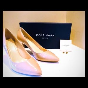 Cole Haan Patent Leather Pumps 6